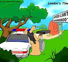 Wish They Worked In Human Culture by Londons Times Cartoons by Rick  London