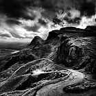 Quiraing Light by TadhgMac