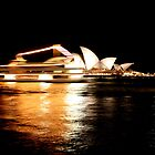Sydney Opera House by Candice Campbell
