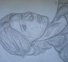 Kate, Portrait by tonyanicole