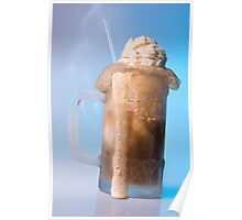 Ice Cream Soda Poster
