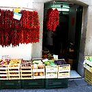Store in Amalfi by Christine Wilson
