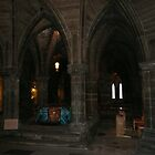 Orb in Glasgow Cathedral by Alex Hardie
