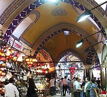 Kapalıçarşı (The Grand Bazaar)-TURKEY by rasim1