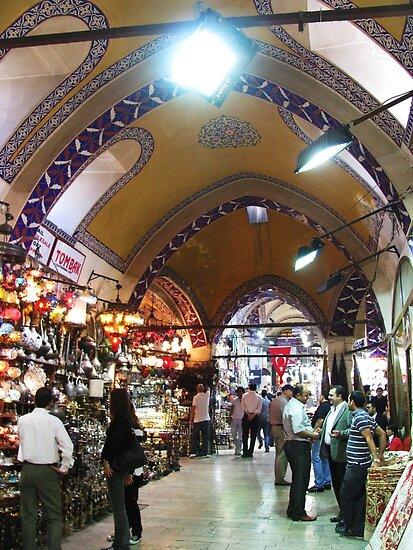 Kapalıçarşı (The Grand Bazaar)-TURKEY by rasim1