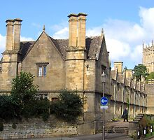 The Alms Houses, Chipping Camden by hjaynefoster