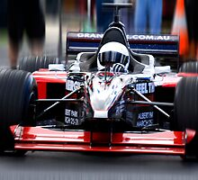 Minardi F1 Two Seater  by Cecily McCarthy