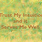 Intuition by Kelly Gammon