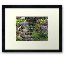 Decorated for Spring Framed Print