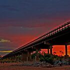 Yule Bridge 1 - Pilbara, Western Australia by Heather Linfoot
