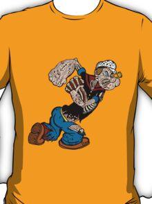 Zombie Sailor Color Version T-Shirt