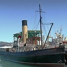 The Lyttelton in Lyttelton. by Larry Davis