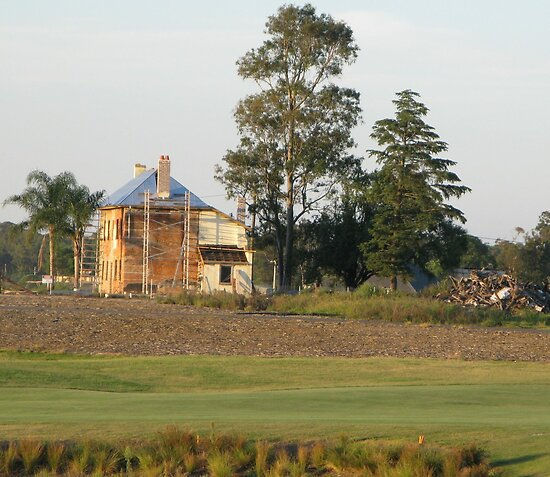Restoration on Historic Trust home Pitt Town NSW by Suoz