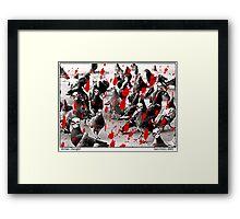 Avian Danger Framed Print