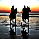 Riding Sundown by Polly x
