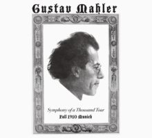 Mahler Tour 1910 by grackle