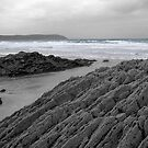 Jagged coast by StephenRB