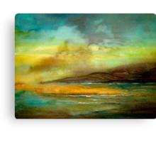 Landscape Hardy...Wessex Weather Canvas Print