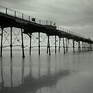 Saltburn Pier by Paul McGuire