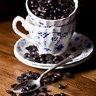 Coffee Addict by Rachel Slepekis