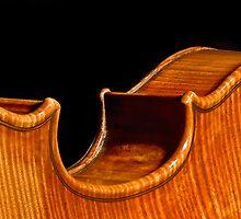 1728 Stradivarius Edges by Endre