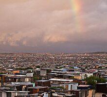 Rainbow nation by awefaul
