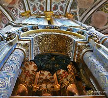 Charola do Convento de Cristo by terezadelpilar~ art & architecture