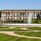 Castle Herrenchiemsee by Klaus Offermann