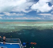 Day at the Great Barrier Reef by da-phil