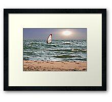 Summer Freedom Framed Print