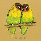 Lovebirds by Revelle Taillon