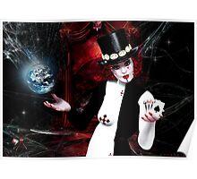 Cosmic Joker Poster