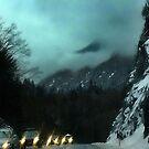 Winter Drive,Coast Mountains (1) by Jann Ashworth
