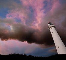 Split Point Sunset by morealtitude