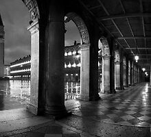 The Arches, St Marks Square, Venice by MartinWilliams