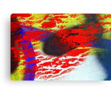 Passing Jupiter Canvas Print