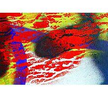 Passing Jupiter Photographic Print