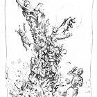 Grave Digger's Nightmare by Rik V. Livingston as Zono Art