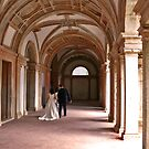 The wedding. Convento de Cristo by terezadelpilar~ art & architecture