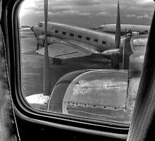Scene from the Golden Age of Flight by njordphoto