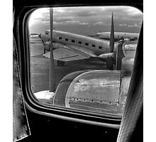 Scene from the Golden Age of Flight Photographic Print