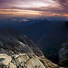 Mt Kinabalu  by Aaron Radford