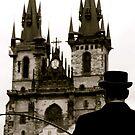 The Prague Horseman by Rommel Andrew Henricus