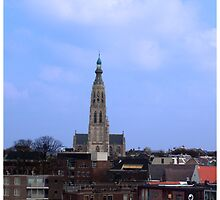 The City of Breda by foppe47