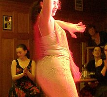 Flamenco - Salia VI by elisabeth tainsh