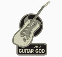 I am a Guitar God by ArtoJ