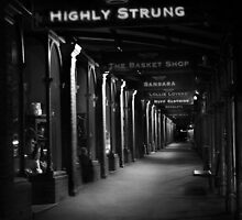 Highly Strung by Nicoletté Thain Photography