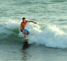 Kowabunga...Juno Beach FL by nancyb926