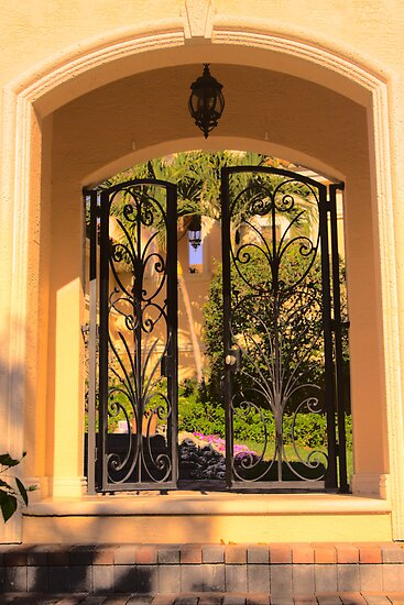 Gated entry by Bigart32
