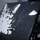 Rigby canvas by KFaith